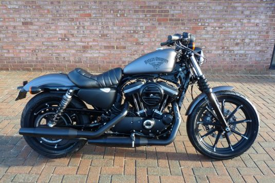 2017 XL883N Sportster Iron 883cc 2017 Charcoal Denim