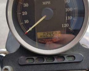 2006 XL1200C Sportster Custom
