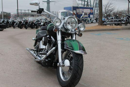 2013 Harley-Davidson® Softail Deluxe FLSTN