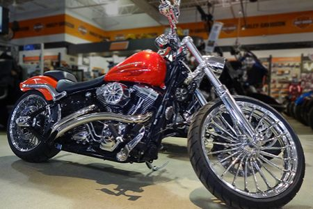 $0 Down and 4.99% APR on Pre-Owned Harley-Davidson® Motorcycles
