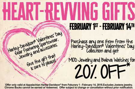 Heart Revving Gifts