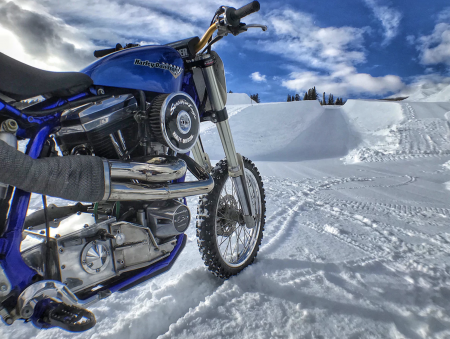 CONTINUING TO GROW THE SPORT OF MOTORCYCLING, H-D DEBUTS HARLEY-DAVIDSON SNOW HILL CLIMB AT 2018 X GAMES