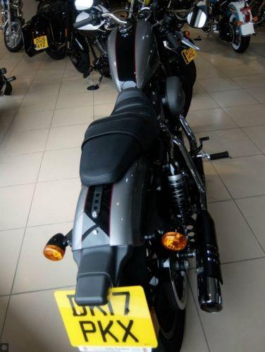 2017 HARLEY-DAVIDSON SPORTSTER XL1200R ROADSTER 1200cc