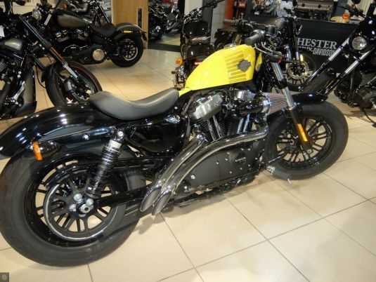 SPORTSTER XL1200X FORTY-EIGHT