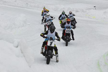 SNOWQUAKE WITH HARLEY-DAVIDSON ON TV