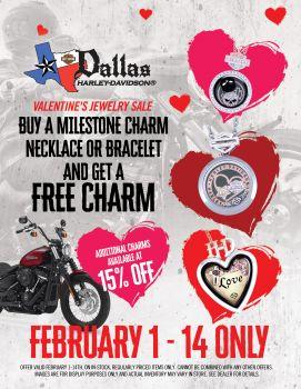 Valentine S Jewelry Special Dallas Harley Davidson