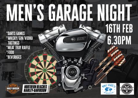 Men's Garage 2018