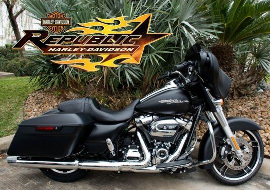 2017 Street Glide<sup>®</sup> Special