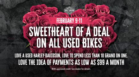 Sweetheart of a Deal!