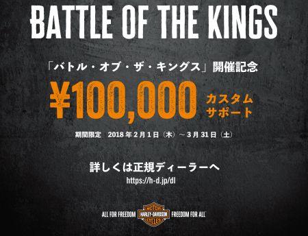 100,000円カスタムサポート