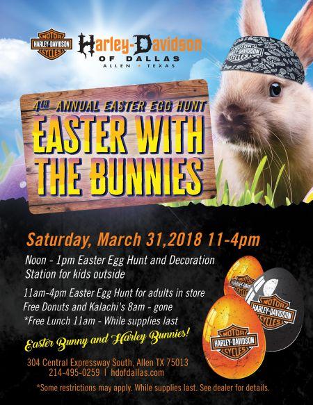 4th Annual Easter Egg Hunt