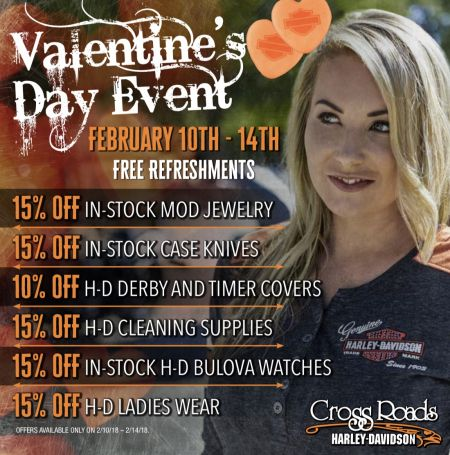 Valentines Day Event
