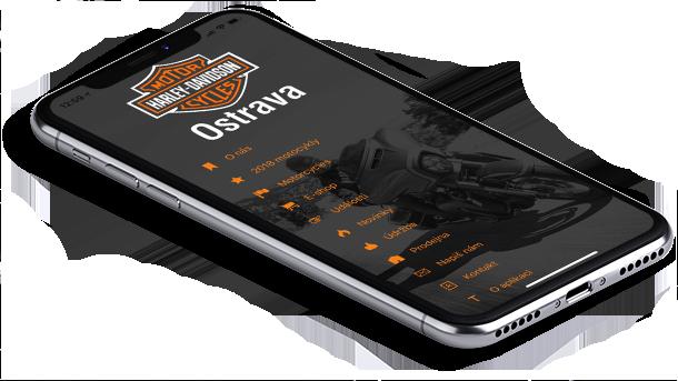 Download the Ostrava App