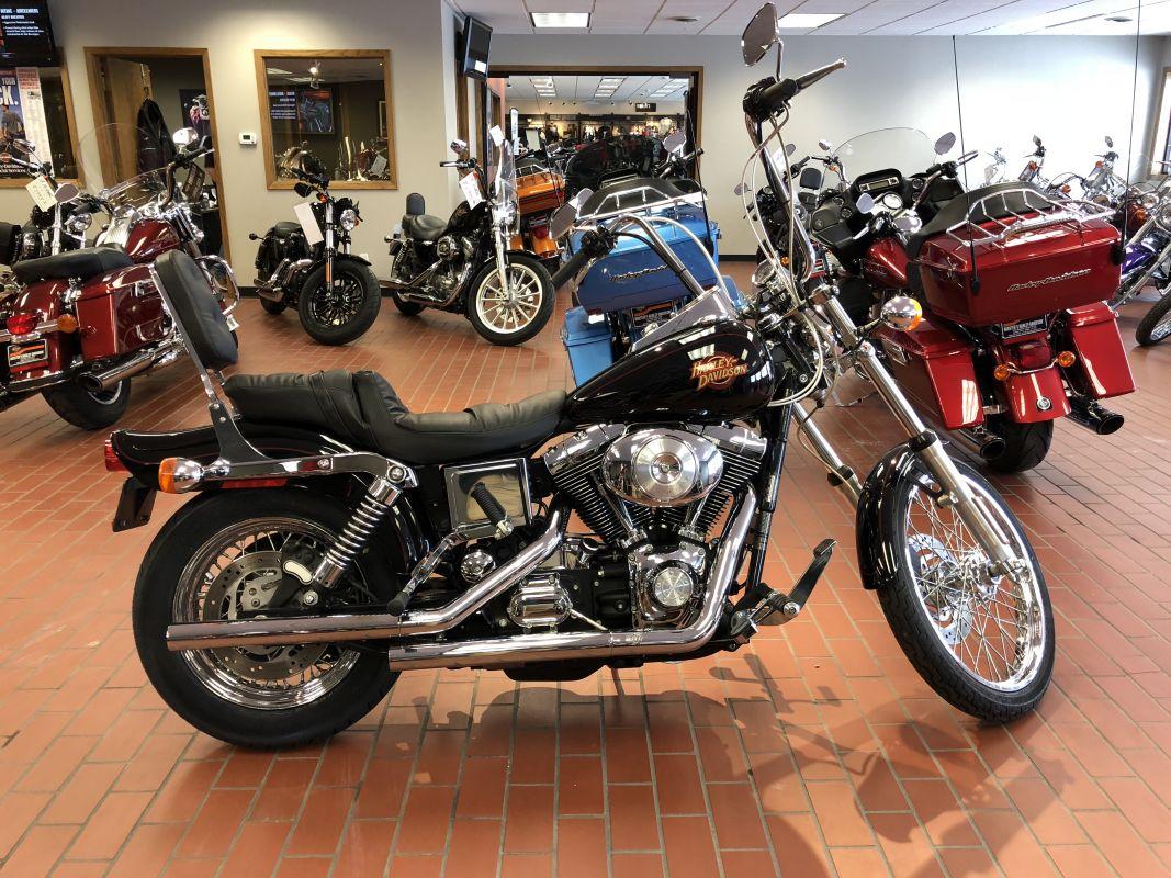 2000 Harley Davidson Wide Glide Rooster S Harley Davidson 174