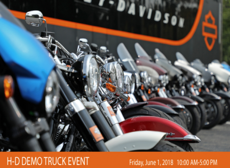 H-D DEMO TRUCK EVENT