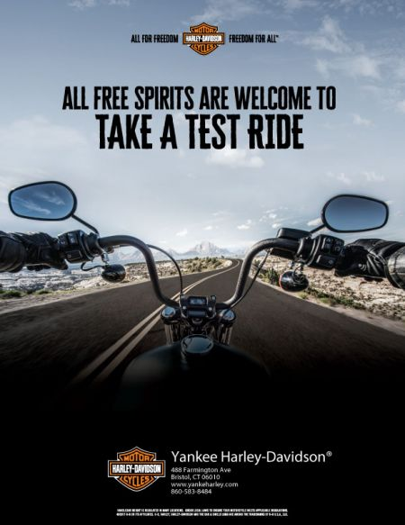 TEST RIDE EVENT