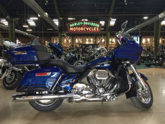 CVO Roadglide Ultra