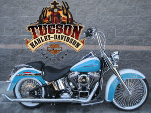 HARLEY-DAVIDSON® SOFTAIL® MOTORCYCLES | Tucson Harley