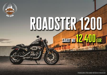 Roadster 1200 Izpārdošana!