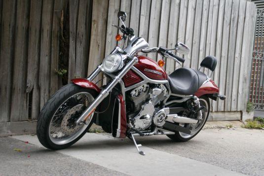 2009 Harley-Davidson V-Rod (VRSCAW)