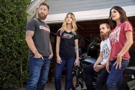 Stílus és önkifejezés Harley-Davidson módra