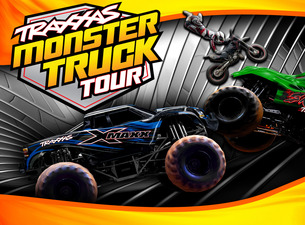 Traxxas Monster Truck Tour March 16th & 17th Partnered with Wildhorse Harley-Davidson