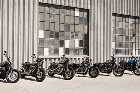 $0 down and .99% APR on Street, Sportster and Softail Models