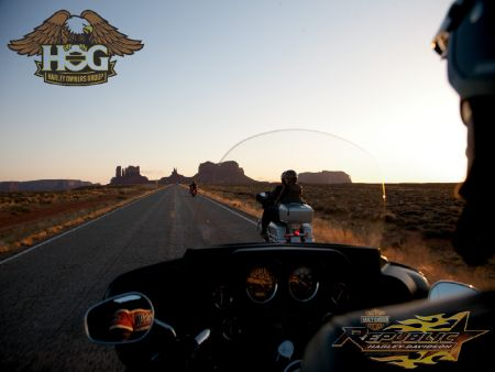 Republic HOG Ride The Three Sisters Route