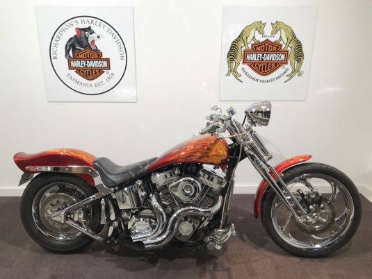 1991 FXSTS SOFTAIL SPRINGER