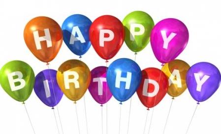 May Birthday Bash!