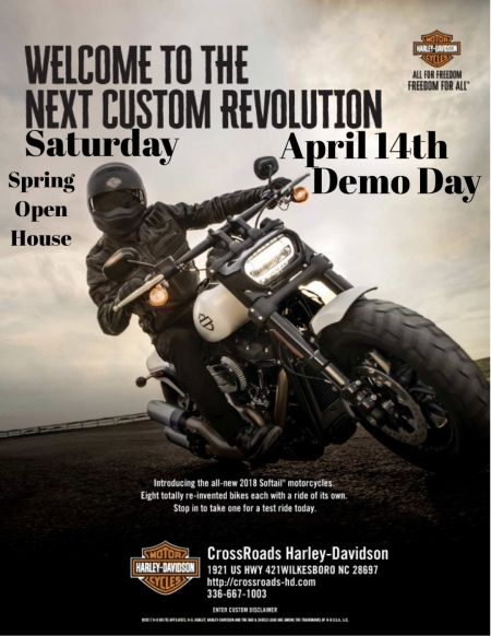 Spring Open House and Demo Day