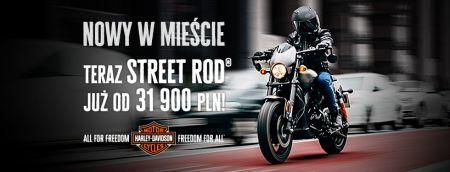 Street Rod już od 31 900 zł!