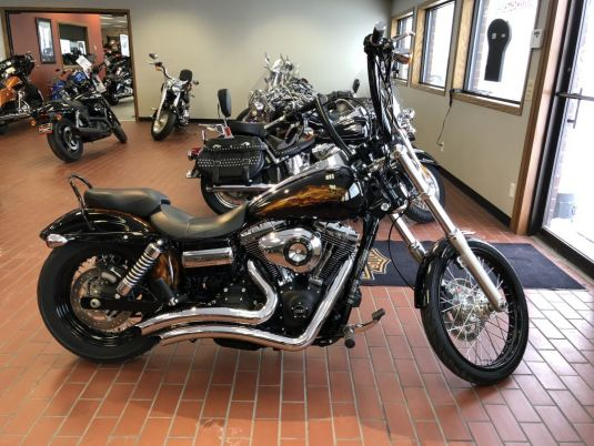 2012 FXDWG Wide Glide®