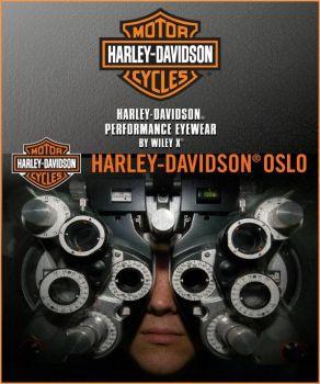 Wiley-X brillekveld hos Harley-Davidson Oslo.