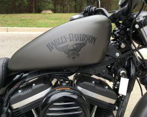 2018 Harley-Davidson XL883N Iron