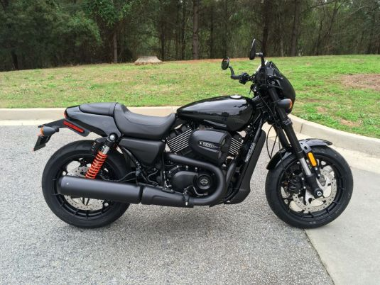 2018 Harley-Davidson XG750A Street Rod