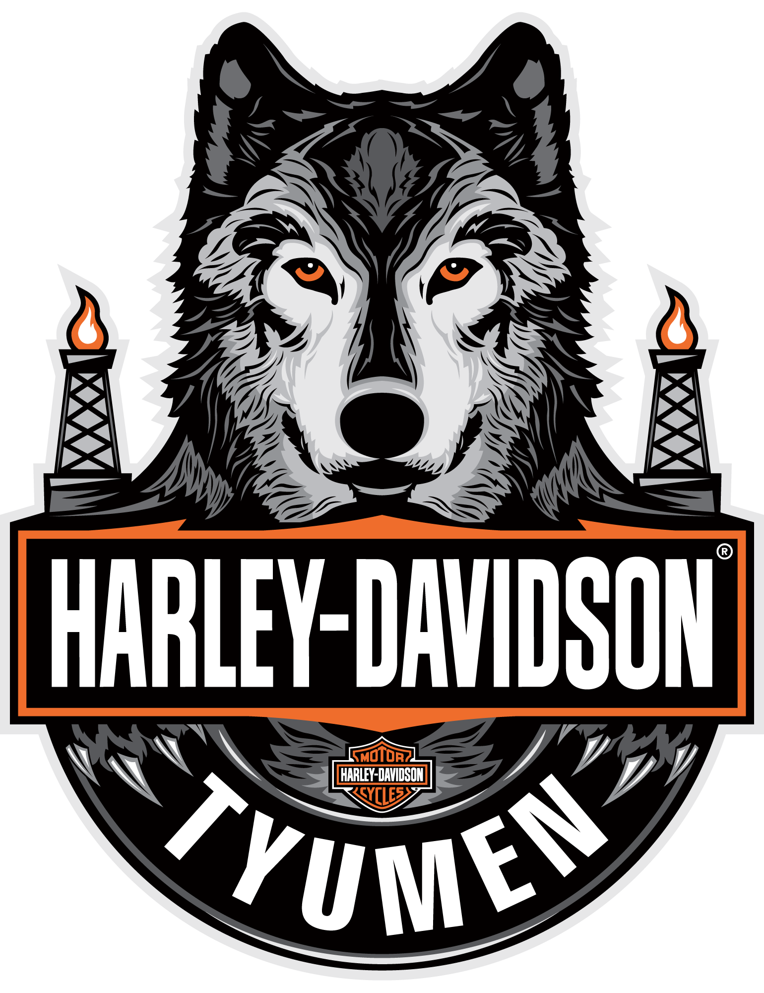 Harley-Davidson<sup>®</sup> Тюмень