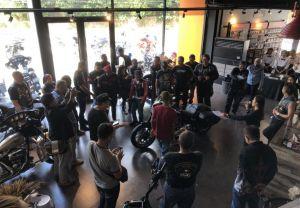 ภาพงานเปิดตัว Harley-Davidson® SPORT GLIDE 2018 ที่โชว์รูม Harley Harley-Davidson of Hat Yai