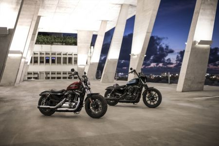 Csábító új modellek: Forty-Eight Special és Iron 1200