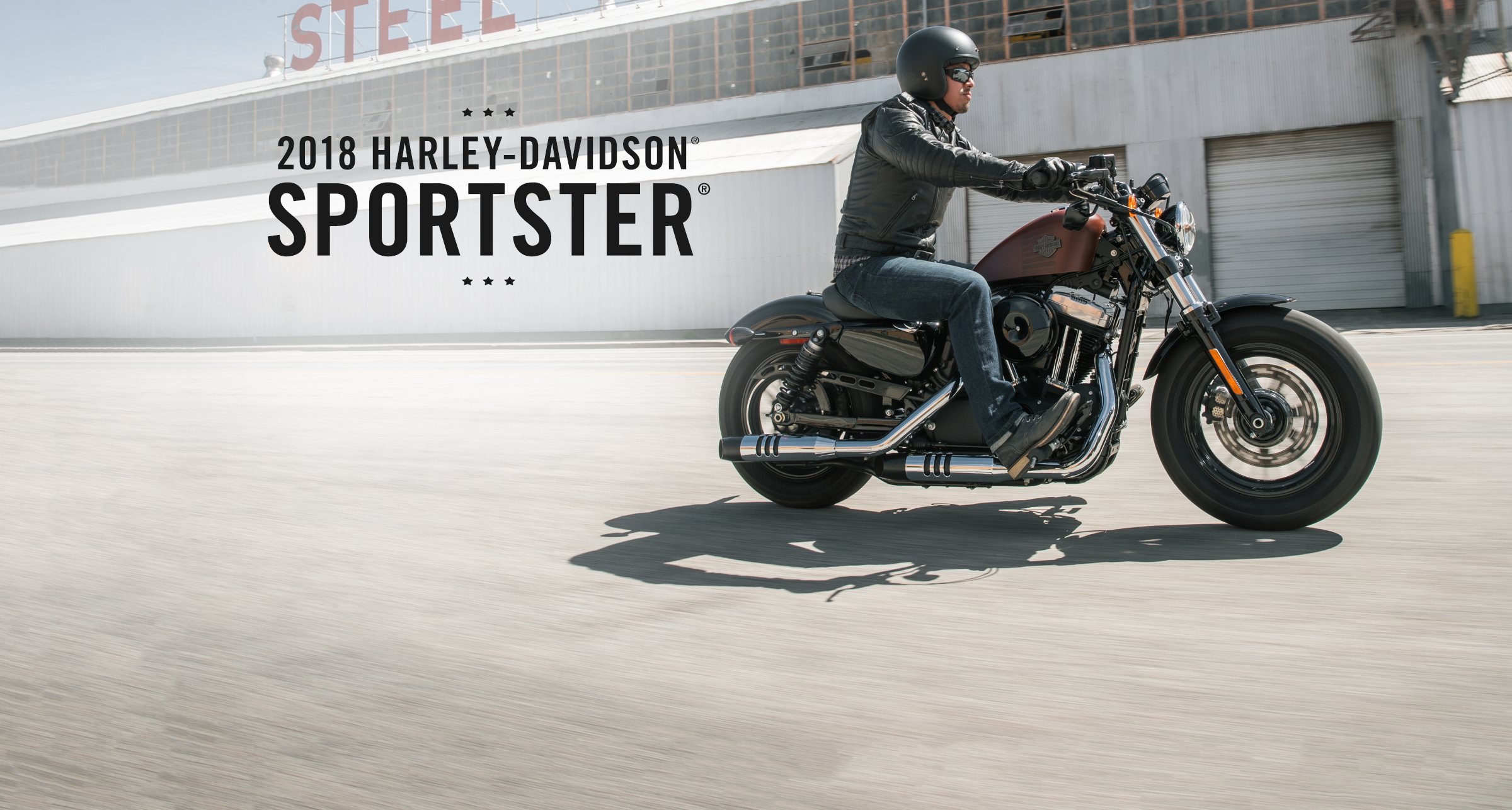 Sportster<sup>®</sup> - 2018 Motorcycles
