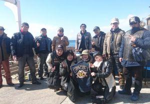 神奈川 佐島漁港 海鮮ツーリング