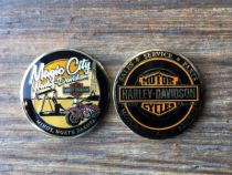 Magic City Oil Challenge Coin