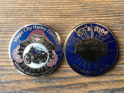 Magic City Challenge Coin