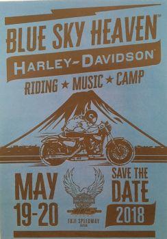 『BLUE SKY HEAVEN』前売りチケット販売開始♫