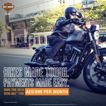 BIKES MADE TOUGH. PAYMENTS  MADE EASY.