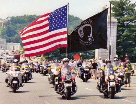Ride to the Wall: Ride to Rolling Thunder