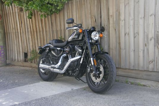 2016 Harley-Davidson Roadster (XL1200CX)