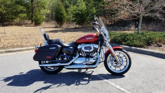 2014 Sportster SuperLow 1200T