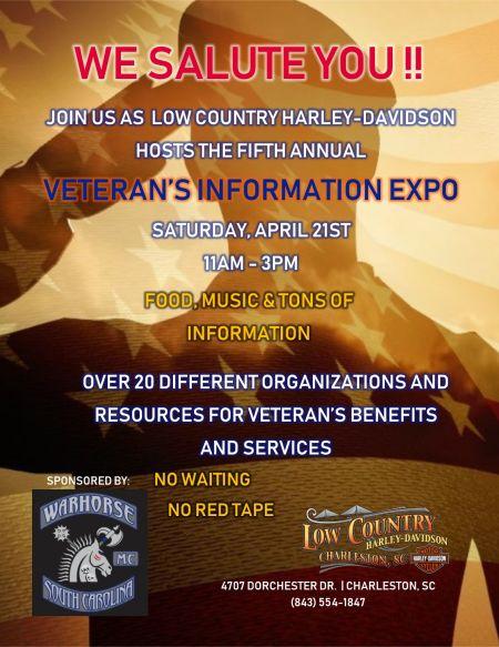 Veteran's Information Expo