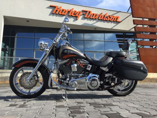 Softail Convertible FLSTSE3 CVO Screamineagle 110'